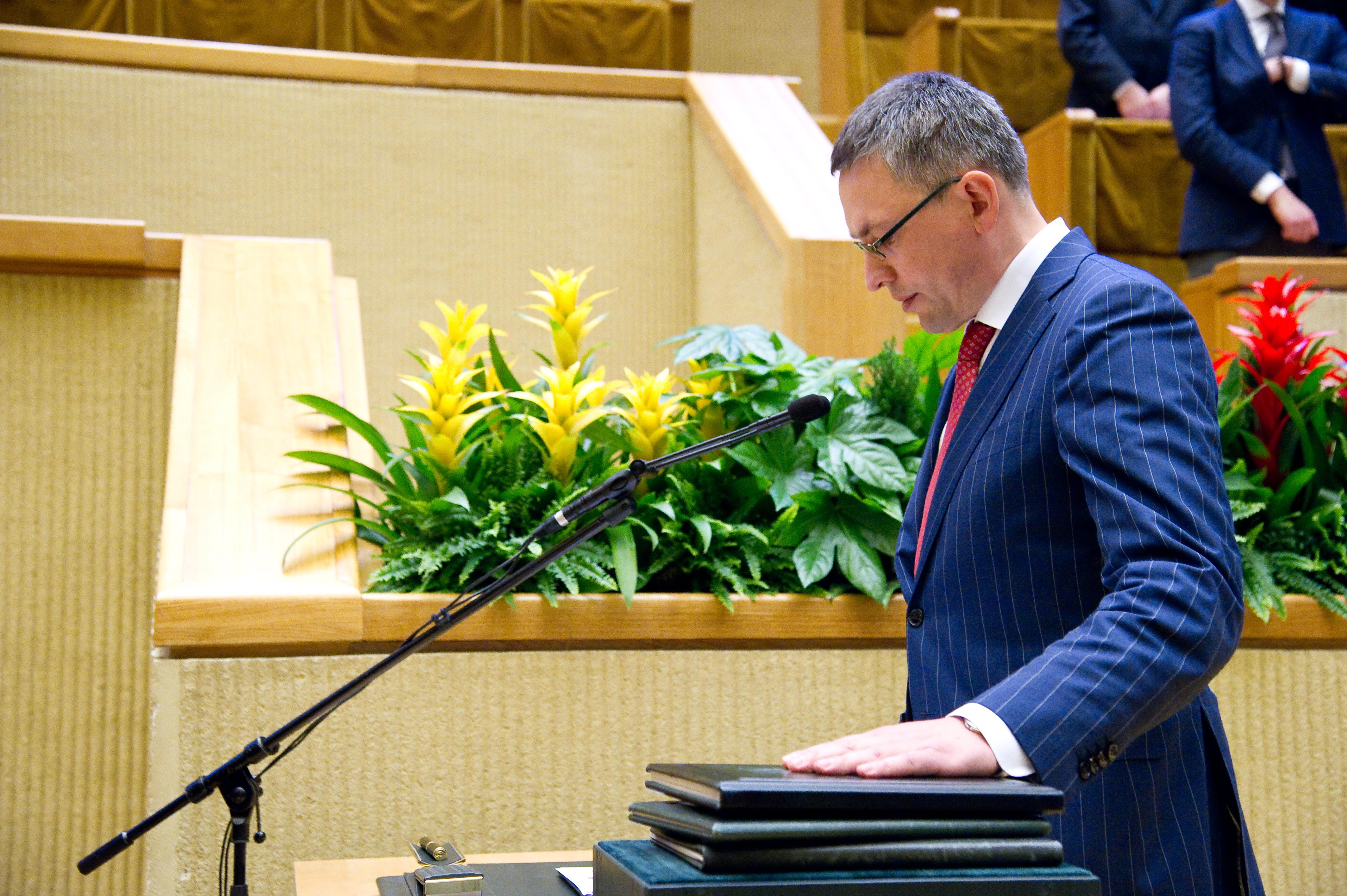 """Prašau nušalinti mano ir """"MG Baltic"""" bylos nagrinėjimo LAT teisėją"""