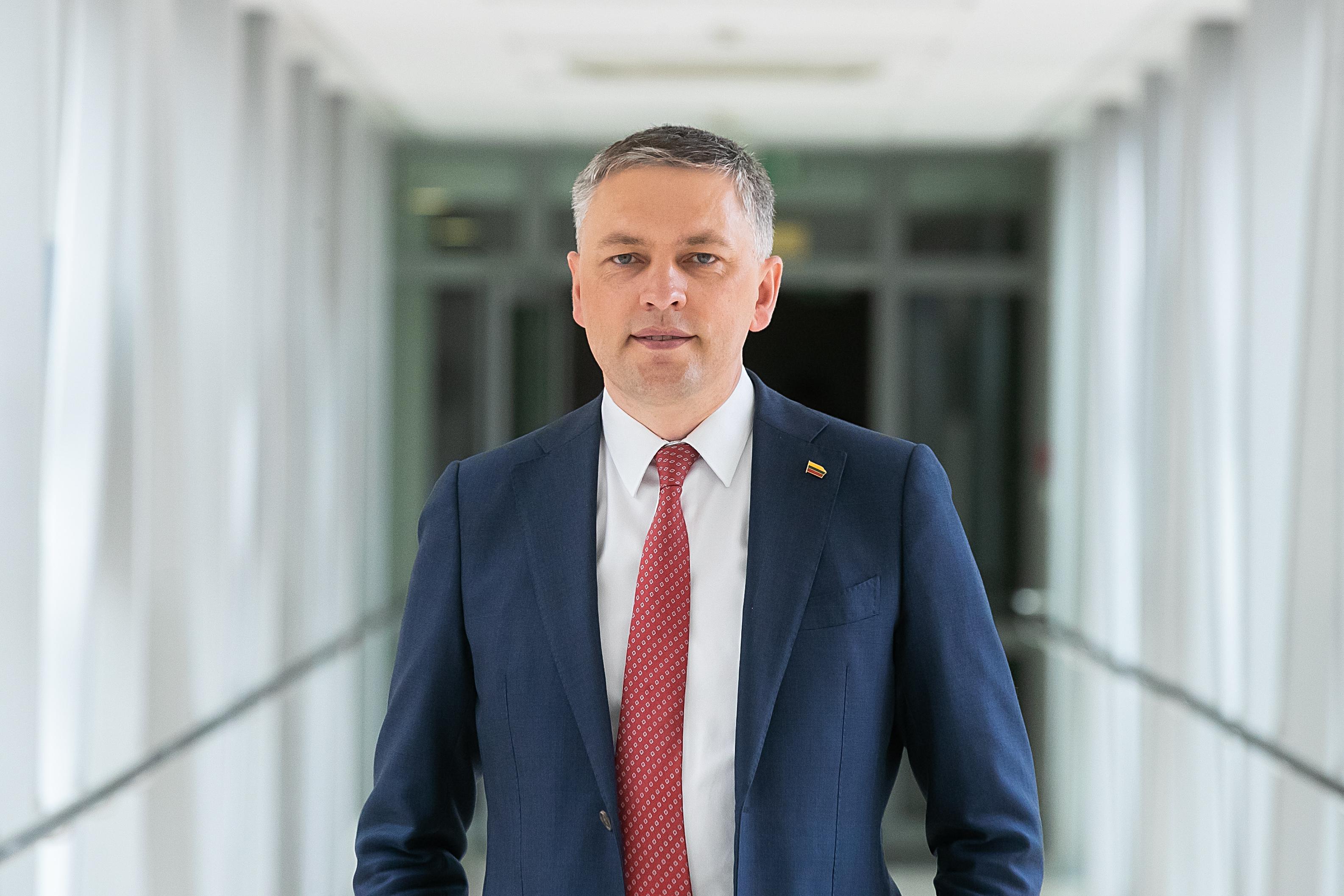 Seimo nutarimo dėl A. Valantino skyrimo Lietuvos Aukščiausiojo Teismo teisėju svarstymas